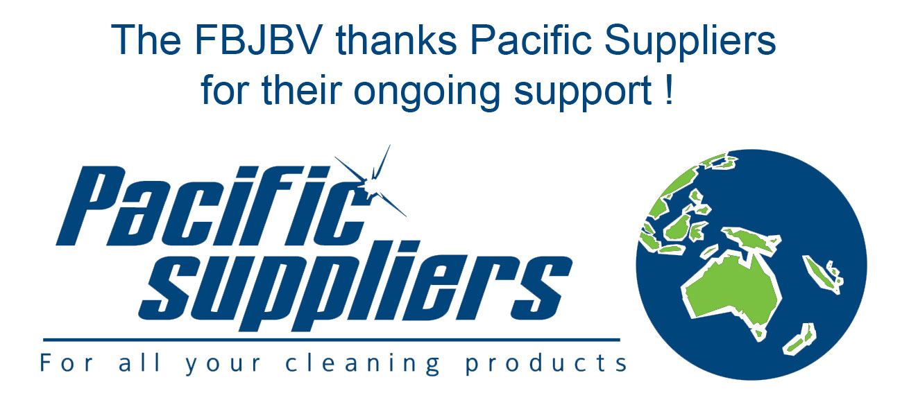FbJbV thanks his sponsor Pacific Suppliers
