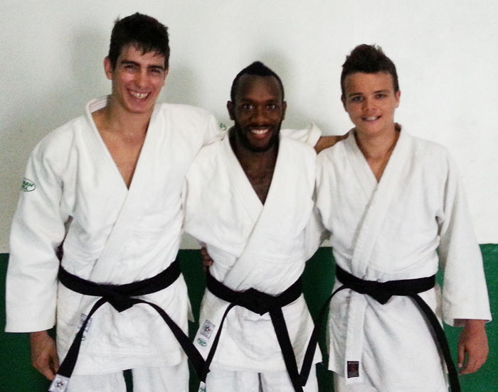 3 new black belts for Vanuatu